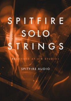 Spitfire Solo Strings KONTAKT  screenshot