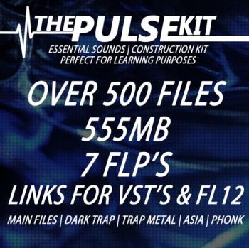The Pulse Kit 1 WAV FLP screenshot