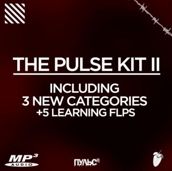 The Pulse Kit 2 WAV FLP screenshot