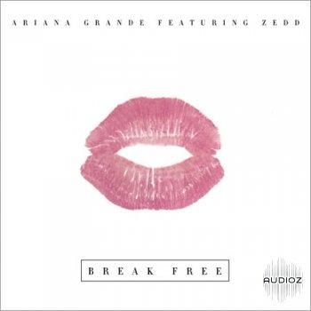 Zedd and Ariana Grande - Break Free MP3 [Almost Studio Acapella] screenshot