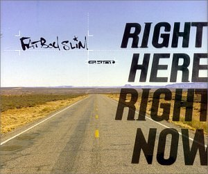 Right Here Right Now by Fatboy Slim [Almost Studio Acapella] FLAC screenshot