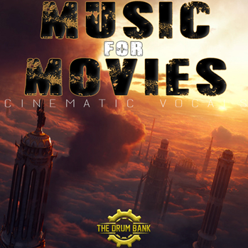 The Drum Bank Music For Movie Volume 1 (Cinematic Vocals) WAV MiDi-DISCOVER screenshot