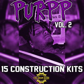 The Drum Bank Purpp Volume 2 WAV MiDi-DISCOVER screenshot