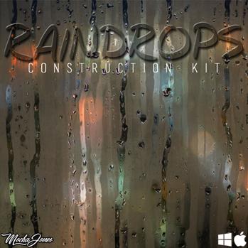 The Drum Bank Raindrops WAV MiDi-DISCOVER screenshot