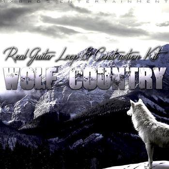 The Drum Bank Wolf Country WAV MiDi-DISCOVER screenshot