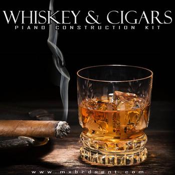 The Drum Bank Whiskey And Cigars WAV MiDi-DISCOVER screenshot
