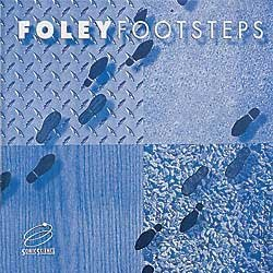 Sound Ideas Foley Footsteps WAV 16 bit 48 khz screenshot