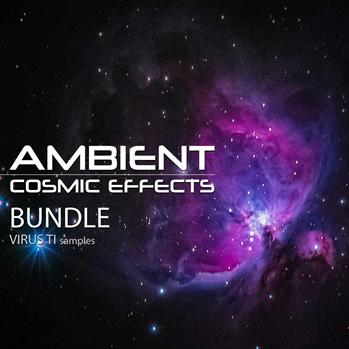 Rafal Kulik Ambient Cosmic Effects Volume 1-13 WAV-DISCOVER screenshot