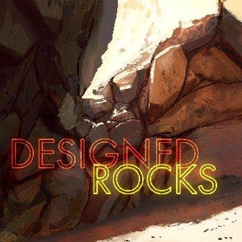 Gregor Quendel Designed Rocks WAV-DISCOVER screenshot