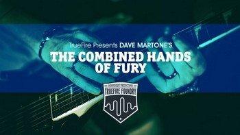 Truefire Dave Martone - The combined hands of fury screenshot