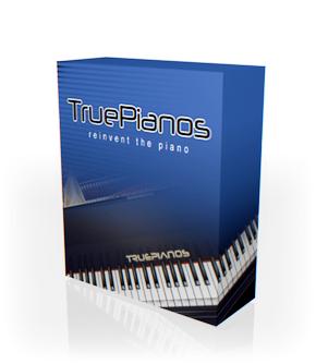 4Front TruePianos v1.9.8 [WiN-OSX] Regged-R2R screenshot
