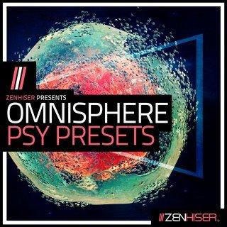 Zenhiser Omnisphere Psytrance Presets screenshot