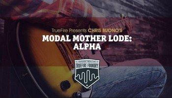 Truefire - Chris Buono - Modal Mother Lode Alpha screenshot