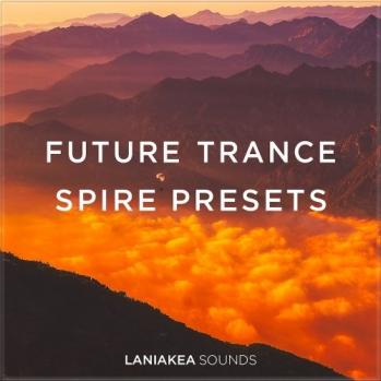 Laniakea Sounds Future Trance For REVEAL SOUND SPiRE-DISCOVER screenshot