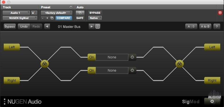 REQ: NUGEN Audio SigMod v1.1 screenshot