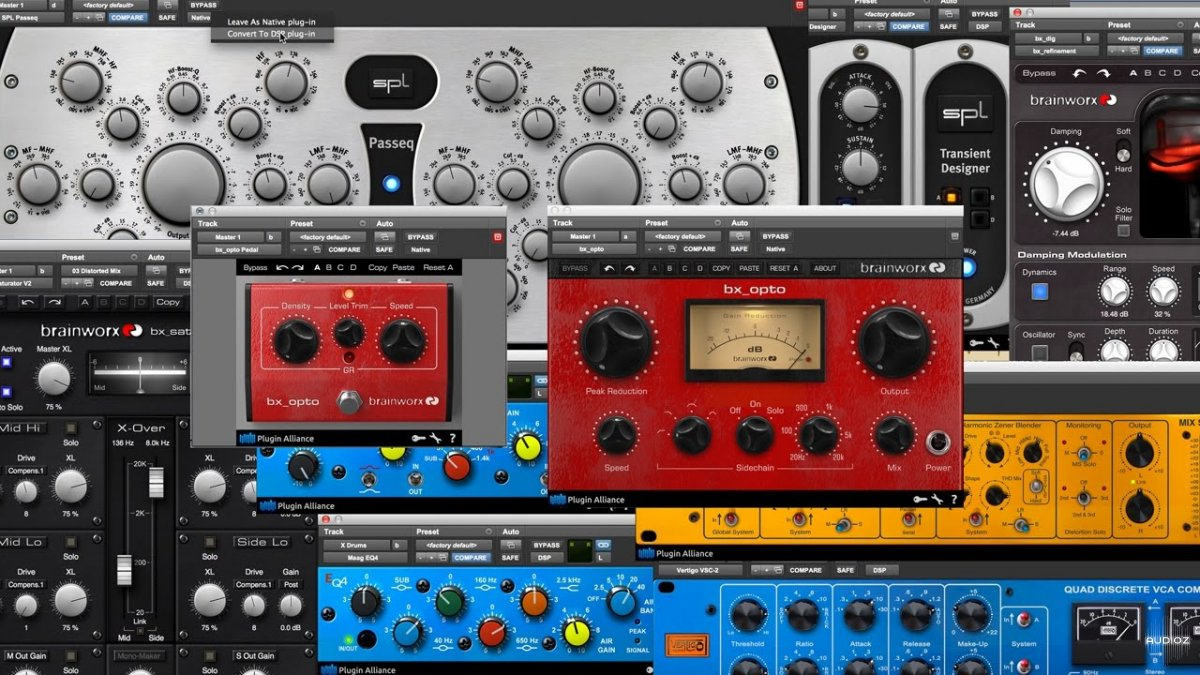 Download Plugin Alliance AAX Bundle 2019 FSA-V R » page 7 » AudioZ
