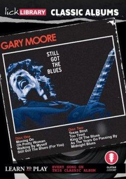 LickLibrary Classic Albums Still Got The Blues (2018) screenshot
