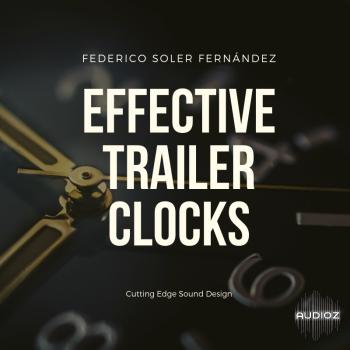 Federico Soler Fernández - Effective Trailer Clocks WAV screenshot