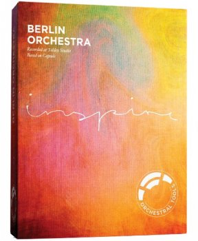 Orchestral Tools Berlin Orchestral Inspire KONTAKT screenshot