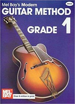 Mel Bay's Modern Guitar Method: Grade 1 by Mel Bay PDF screenshot