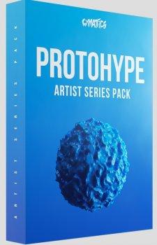 Cymatics: Protohype - Artist Series Pack WAV MIDI [FREE] screenshot