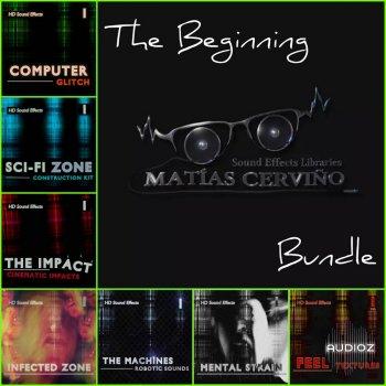 MatiasMac.SD The Beginning Bundle WAV screenshot