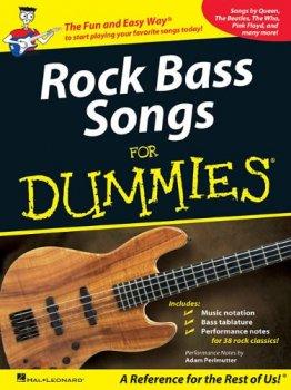 "Hal Leonard Corp, ""Rock Bass Songs for Dummies"" EPUB screenshot"