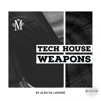 Mycrazything Records Tech House Weapons WAV screenshot