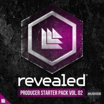 Revealed Recordings - Revealed Producer Starter Pack Vol. 2 WAV FXP [FREE] screenshot