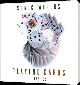 Sonic Worlds Playing Cards - Basics WAV MP3 screenshot