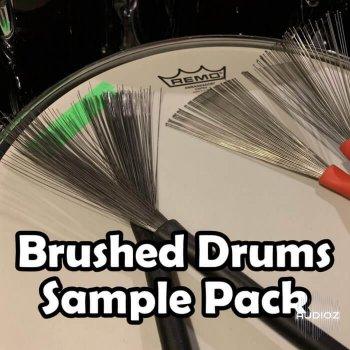 Ben Burnes Brushed Drums Sample Pack WAV [FREE] screenshot