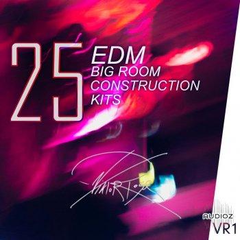 VR1 Big Room EDM construction kits WAV screenshot