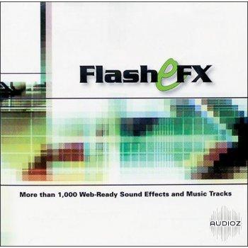 Sound Ideas Flash eFX 1 Web Sound Effects & Royalty Free Music WAV screenshot