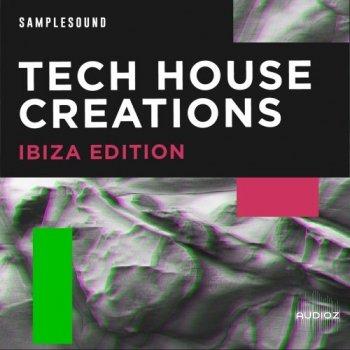 Samplesound Tech House Creations Ibiza Edition WAV screenshot