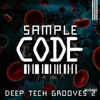 Sample Code Deep Tech Grooves 2 WAV MiDi AiFF screenshot