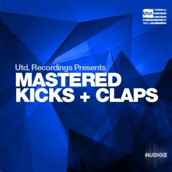 Utd Recordings Mastered Kicks and Claps WAV-AUDIOSTRiKE screenshot