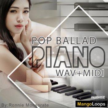 Mango Loops Pop Ballad Piano WAV MIDI screenshot