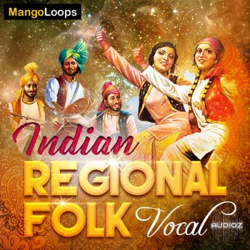 Mango Loops Indian Regional Folk Vocal WAV AIFF screenshot