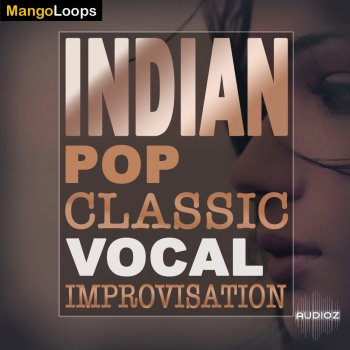 Mango Loops Indian Pop Classic Vocal Improvisation WAV screenshot