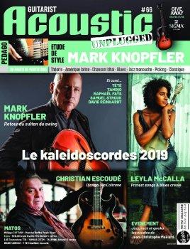 Guitarist Acoustic Unplugged - février 2019 screenshot