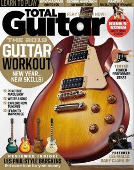Total Guitar - February 2019 screenshot