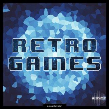 Soundholder Retro Games WAV screenshot