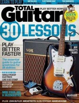 Total Guitar - January 2019 (Audio & Video Content) screenshot