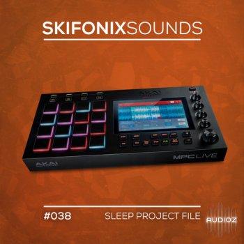 Skifonix Sounds - Sleep Project File [FREE] screenshot