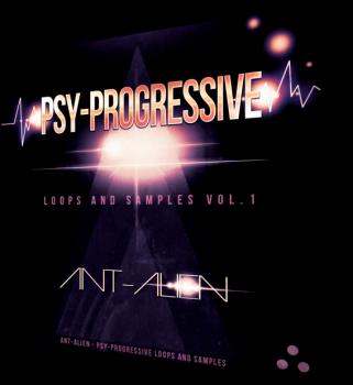 Speedsound Ant Alien Psy Progressive Loops Samples 1 WAV-DISCOVER screenshot