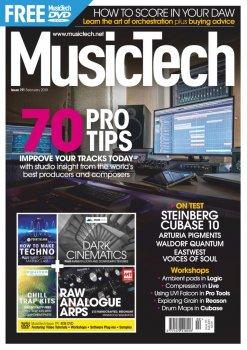 Music Tech February 2019 screenshot