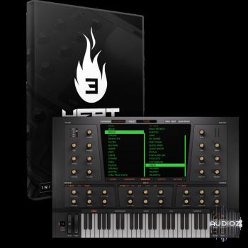 Initial Audio Heat Up 3 v3.0.5 [WiN-OSX] Incl Keygen-R2R screenshot