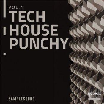 Samplesound Punchy Tech House Volume 1 WAV screenshot
