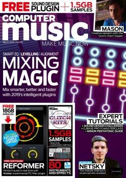 Computer Music March 2019 screenshot