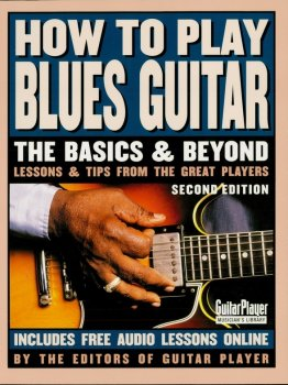 How to Play Blues Guitar: The Basics and Beyonds, 2nd Edition EPUB screenshot